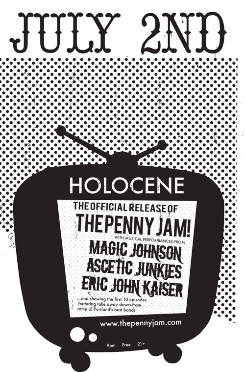 Holocene show July 2nd