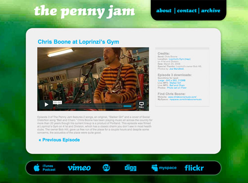 The Penny Jam