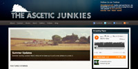 Ascetic Junkies WordPress Theme Customization