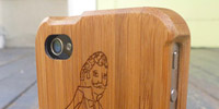 New Bamboo iPhone case from Grove