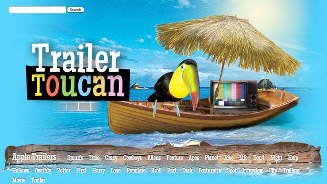 Trailer Toucan